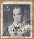 Sellos del Mundo : Europa : España : San Antonio Maria Claret