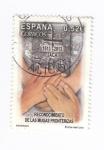 Sellos de Europa - España -  Reconocimiento de las mugas fronterizas 1513-2013 Jaca