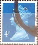 Stamps United Kingdom -  Intercambio 0,20 usd 4 p. 1988