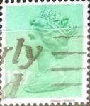Sellos de Europa - Reino Unido -  12,5 p. 1982