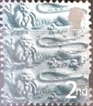Stamps United Kingdom -  Intercambio agm 0,40 usd 19 p. 2001