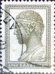 Sellos de Europa - Grecia -  Intercambio 0,20 usd 1200 dracma 1954