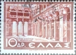 Sellos de Europa - Grecia -  Intercambio 0,20 usd 10 dracmas 1937