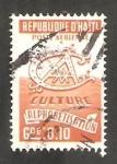 Stamps : America : Haiti :  349 - Campaña de alfabetización