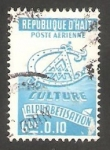 Stamps : America : Haiti :  350 - Campaña de alfabetización