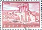 Sellos de Europa - Grecia -  Intercambio cxrf 0,20 usd 2,5 dracma 1961