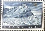Sellos de Europa - Grecia -  Intercambio cxrf 0,20 usd 4,5 dracma 1961