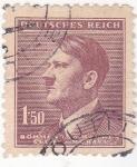 Sellos de Europa - Alemania -  Adolf Hitler