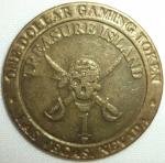 monedas de America - Estados Unidos -  1993 (Reverso) Token