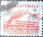 Sellos de America - Guatemala -  Intercambio 0,20 usd 7 cent. 1987