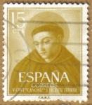 Stamps Europe - Spain -  Canonizacion de San Vicente Ferrer