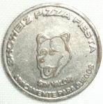 monedas de America - México -  1980 (Anverso) Token