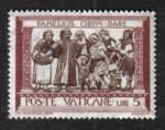 Sellos del Mundo : Europa : Vaticano : Obras de misericordia