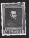 Sellos de Europa - Vaticano -  Michelangelo