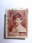 Stamps Romania -  Rey Miguel.