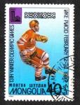 Sellos de Asia - Mongolia -  Juegos Olímpicos