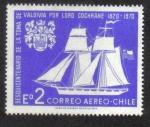 Stamps Chile -  Bicentenario de la Toma de Valdivia
