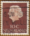 Stamps Netherlands -  Reina JULIANA