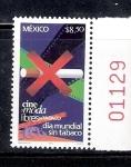 Sellos de America - México -  Día Mundial sin Tabaco