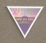 Stamps Austria -  Glorieta palacio de Schönbrunn