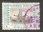 Sellos del Mundo : America : Costa_Rica : 239 - Industria Nacional de Papel y Cartón