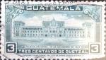 Sellos de America - Guatemala -  Intercambio 0,20 usd 3 cent. 1944
