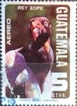 Sellos de America - Guatemala -  Intercambio 0,25 usd 5 cent. 1979