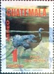 Sellos de America - Guatemala -  Intercambio 0,25 usd 1 cent. 1979