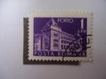 Sellos del Mundo : Europa : Rumania : Oficina general de Correos - Porto - Posta Romana.