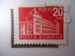 Sellos de Europa - Rumania -  Oficinas Generales de Correos - Porto - Posta Romana.