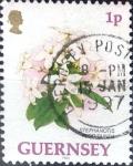 Stamps : Europe : United_Kingdom :  Intercambio 0,20 usd 1 p. 1993
