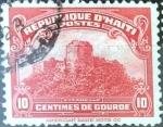 Stamps : America : Haiti :  Intercambio cxrf 0,20 usd 10 cent. 1924