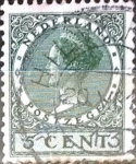 Stamps : Europe : Netherlands :  Intercambio 0,65 usd 5 cent. 1924