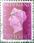 Sellos de Europa - Holanda -  Intercambio 0,20 usd 10 cent. 1947