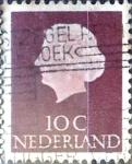 Sellos del Mundo : Europa : Holanda : Intercambio 0,20 usd 10 cent. 1953