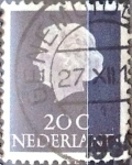 Stamps : Europe : Netherlands :  Intercambio 0,20 usd 20 cent. 1953