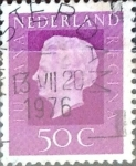 Stamps Netherlands -  Intercambio 0,20 usd 50 cent. 1972