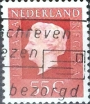 Stamps Netherlands -  Intercambio 0,20 usd 55 cent. 1978