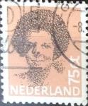 Sellos de Europa - Holanda -  Intercambio 0,20 usd 75 cent. 1982