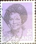 Sellos de Europa - Holanda -  Intercambio 0,20 usd 1 g. 1982