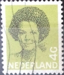 Stamps Netherlands -  Intercambio 0,20 usd 4 g. 1982