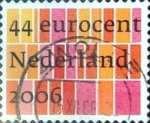 Stamps Netherlands -  Intercambio 0,30 usd 44 cent. 2006