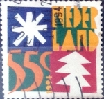 Stamps : Europe : Netherlands :  55 cent. 1994