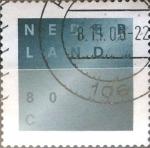 Sellos de Europa - Holanda -  Intercambio 0,25 usd 80 cent. 1998