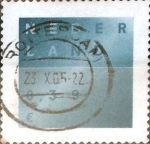 Sellos de Europa - Holanda -  Intercambio 0,20 usd 39 cent. 2002