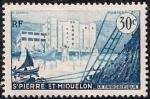 Stamps France -  S. Pierre et Miguelon