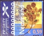Stamps : Europe : Netherlands :  59 cent. 2003