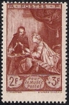 Stamps France -  Pour le Musee Postal