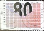 Sellos de Europa - Holanda -  Intercambio 0,25 usd 80 cent. 1997