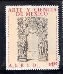 Sellos del Mundo : America : México : Arte y Ciencia de México: Biologia